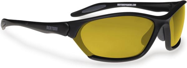 Bertoni Polarized P338C motorcycle sun glasses