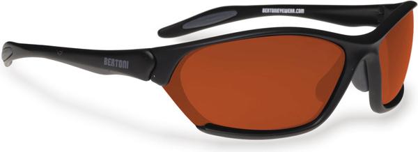 Bertoni Polarized P338P motorcycle sun glasses