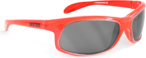 Bertoni Polarized P545B motorcycle sun glasses
