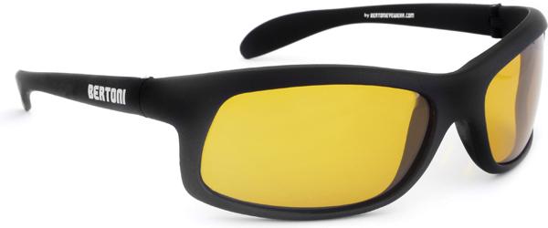 Bertoni Polarized P545D motorcycle sun glasses