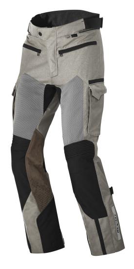 Pantaloni moto Rev'it Cayenne Pro Sabbia Nero Accorciato