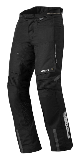Pantaloni moto Rev'it Defender Pro GTX Nero Allungato
