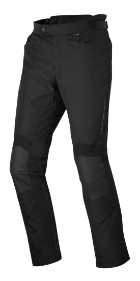 Pantaloni moto Rev'it Factor 3 Nero Allungato