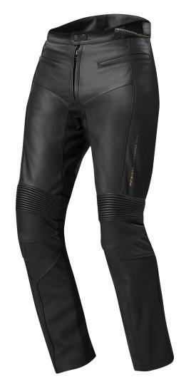 Pantaloni moto Rev'it Maverick Evo Nero Allungato