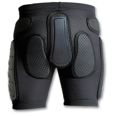 Safety protective shorts