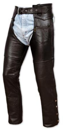 A-PRO Leather Chaps Lady