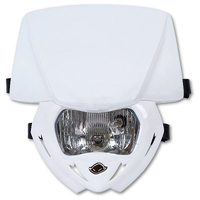 UFO headlight-color Panther Black