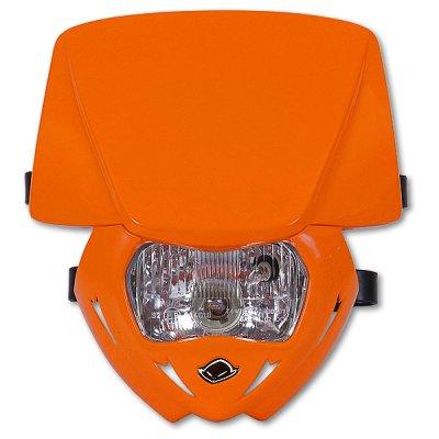 Portafaro monocolore UFO Panther Arancio