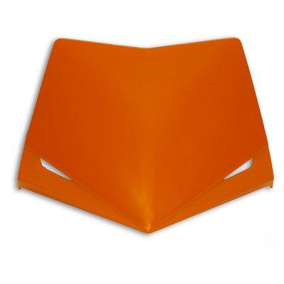 Ufo replacement plastic Stealth headlight - upper part - Orange
