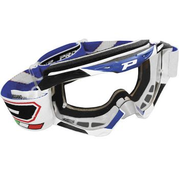 Progrip 3450 stealth off road goggles fotochromic lens Blue
