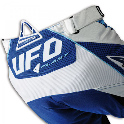 Ufo Plast Mx-22 enduro pants blue