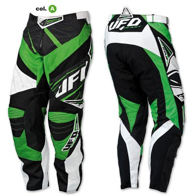 Pants cross UFO MX-23 Micron Green Pants