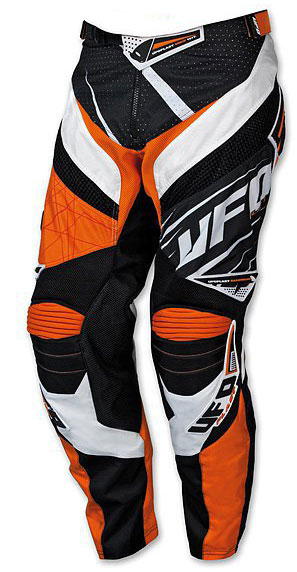 Pantaloni cross UFO MX-23 Micron Pants Arancio