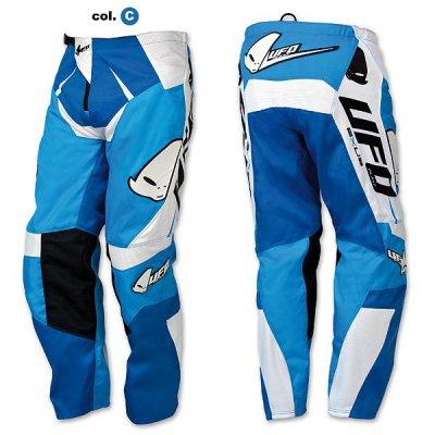 Pants cross Exus UFO Pants Blue