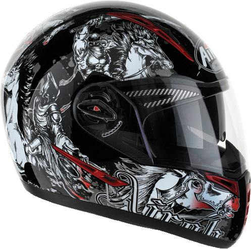 Casco moto Airoh Pit One XR Power