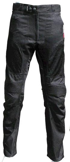 Befast Zero lady summer motorcycle pants black