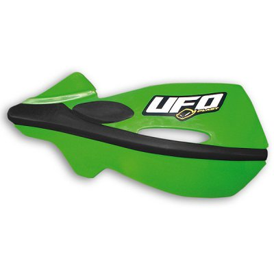Ufo Patrol couple replacement plastics for handguards Green