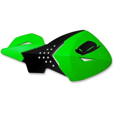 Coppia paramano universali UFO ESCALADE Verde