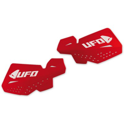 Pair of universal handguard UFO Viper Red