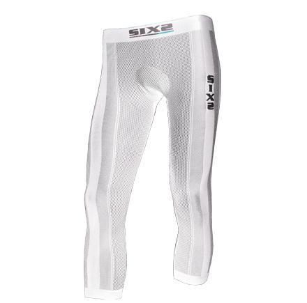 Pantaloni intimi con fondello Sixs Bianco