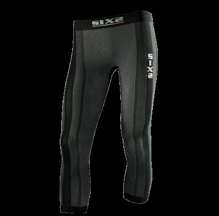 Sixs long underwear trousers Black
