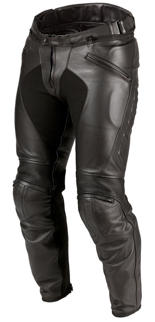 Dainese Pony Lady leather pants black