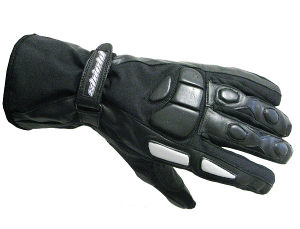 Priority Leather & Textile Motorcycle Winter Gloves