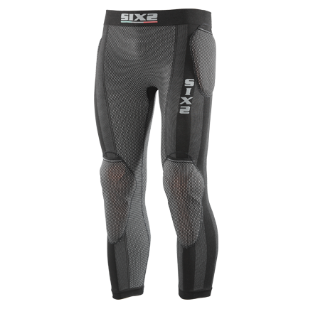 Sixs long pants intimate with predisposition guards Black