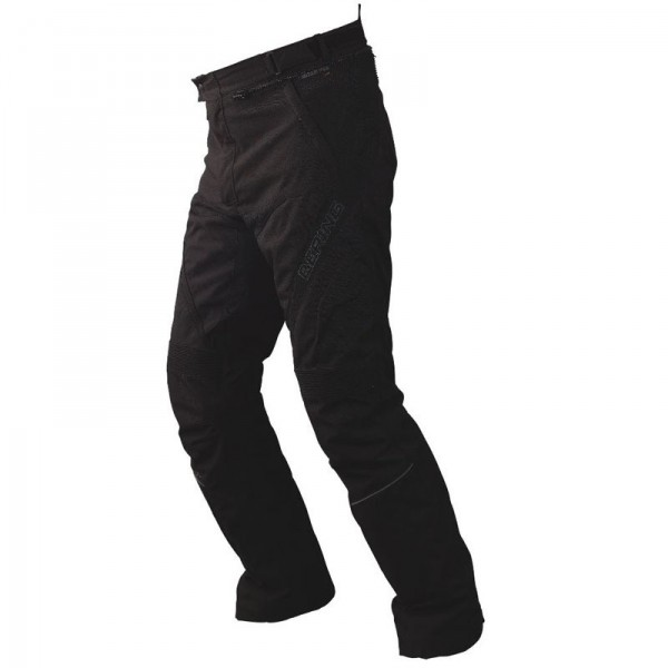 Approved Bering waterproof motorcycle trousers Black Shifter