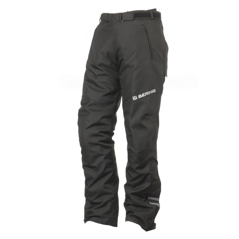 Approved Bering waterproof motorcycle trousers Higgins Black
