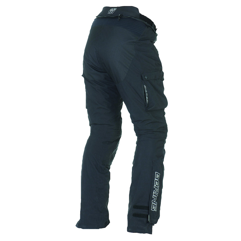 Approved Motorcycle trousers Bering Odyssee 3 layers Shortened B