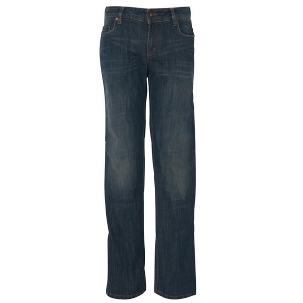 Jeans bike woman Approved Bering Toma Blu Shorted