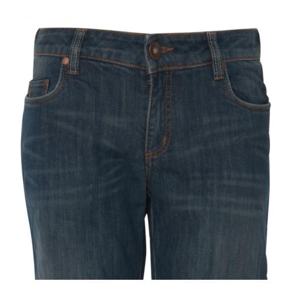 Jeans moto donna Omologati Bering Toma Blu