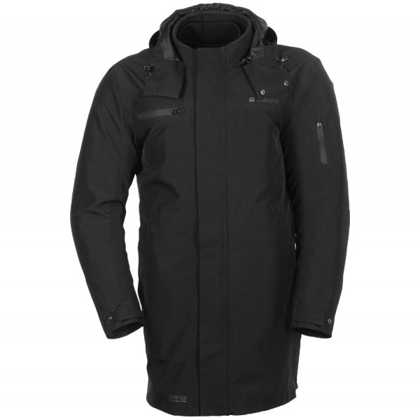 Motorcycle jacket in Gore-Tex Approved Bering Trader Evo Black