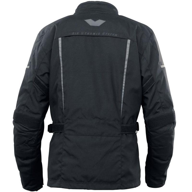 Approved waterproof motorcycle jacket Bering Alias ??Black Grey