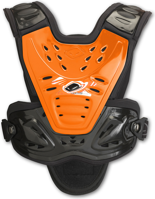 Ufo Plast Kids Valkyrie chest protector 2282 short version orang