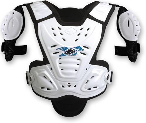 Ufo Plast Kids Valkyrie 2 chest protector vers. short white