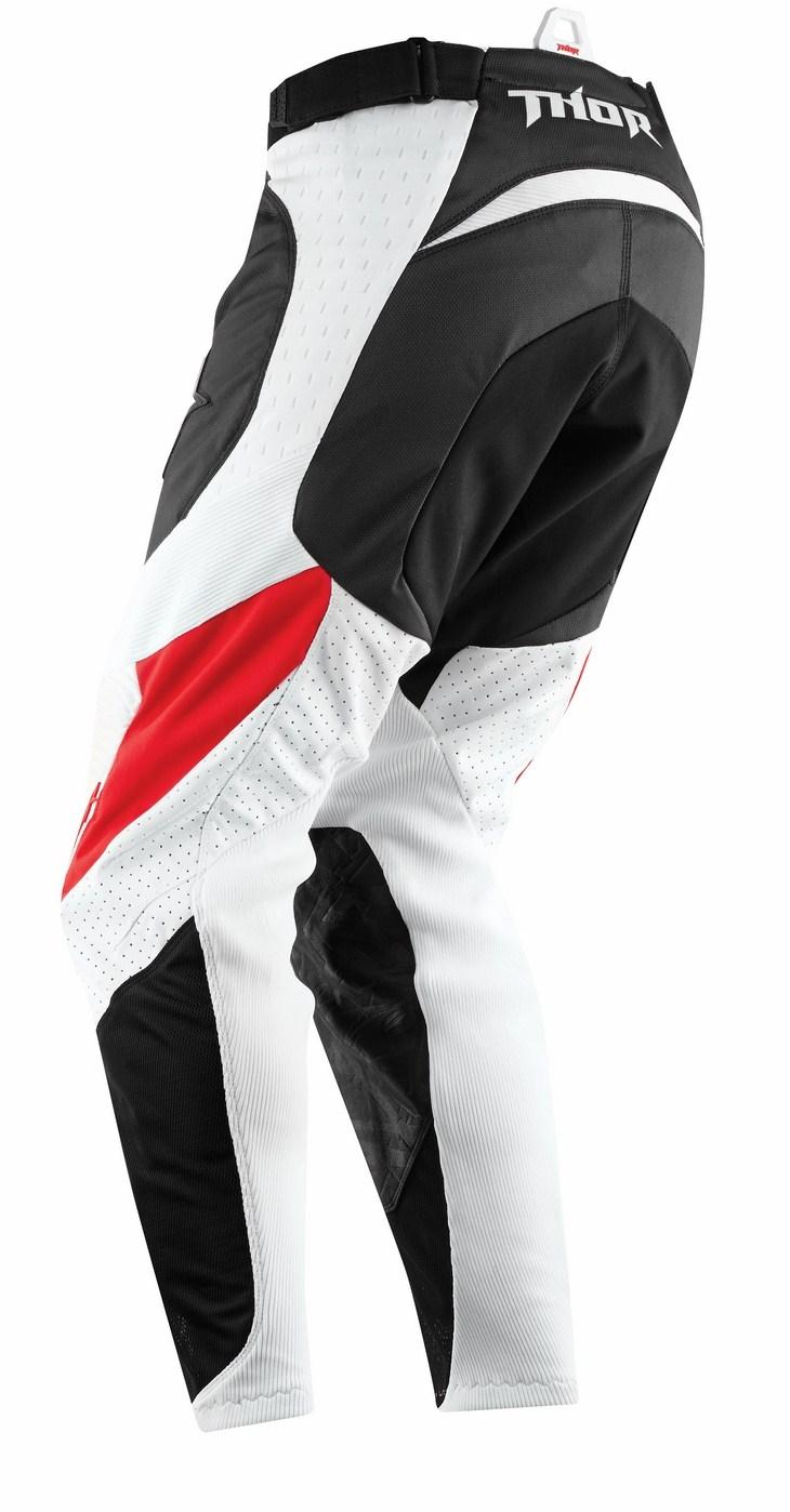 Thor Core Orbit pants black red