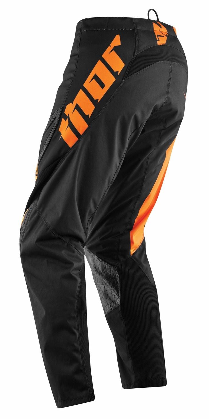 Pantaloni cross Thor Phase Tilt arancio