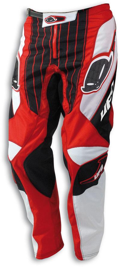 UFO Pulse MX Pants - Col. Red