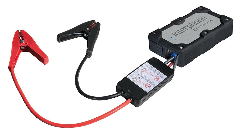 Caricabatteria emergenza  avviatore batteria moto Cellular Line