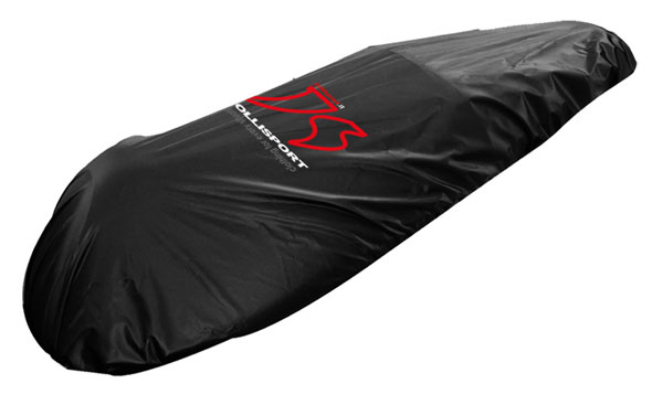 Jollisport seat cover waterproof black size medium