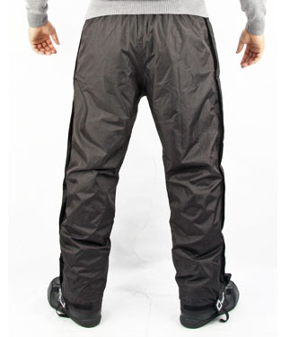 Oj Down Plus waterproof pants black