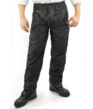 Pantaloni antipioggia OJ COMPACT DOWN  neri