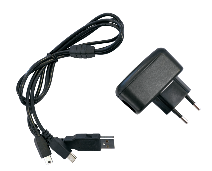 Midland Double 220 V charger for the BT line