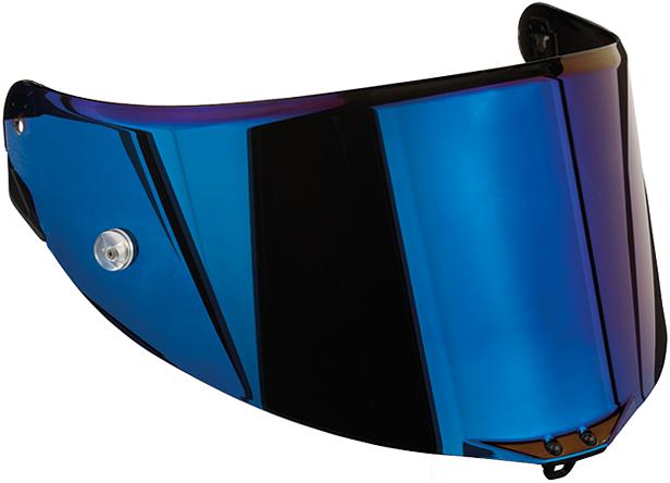 Agv Race 2 visor anti-scratch iridium blue