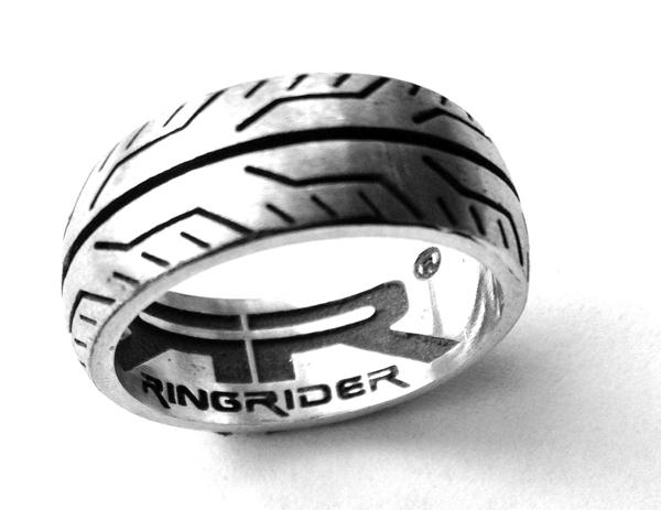 Anello pneumatico RingRider Bianco