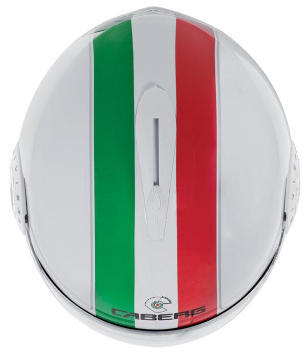 Casco jet Caberg Riviera V2+ Italy