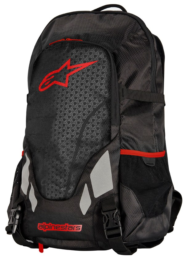 Alpinestars Roving back pack black red