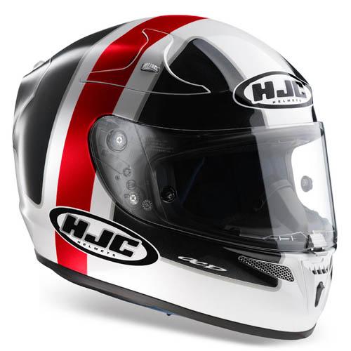 Casco moto integrale HJC RPHA10 Jerez MC5
